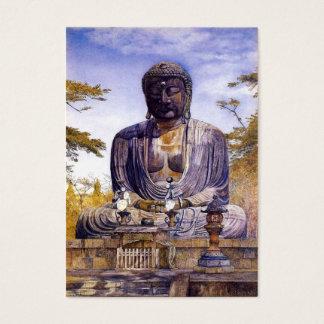 Henry Roderick Newman: Daibutsu at Kamakura, Japa Business Card