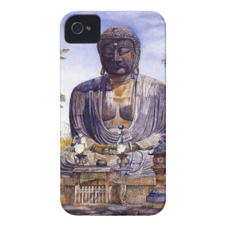 Henry Roderick Newman: Daibutsu at Kamakura, Japa Case-Mate iPhone 4 Case