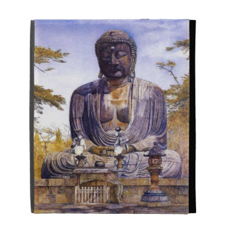 Henry Roderick Newman: Daibutsu at Kamakura, Japa iPad Cases