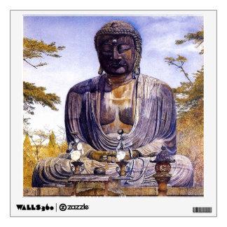 Henry Roderick Newman: Daibutsu at Kamakura, Japa Wall Sticker