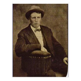 Henry Rupp circa 1870 Postal