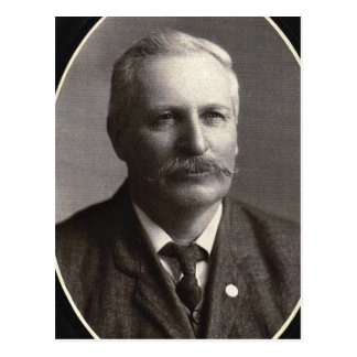 Henry Rupp of York, Pennsylvania Postcard