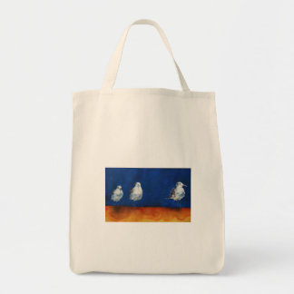 Henry & Seagulls by Janet Means Belich Tote Bag