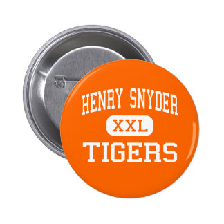 Henry Snyder - Tigers - High - Jersey City Pin