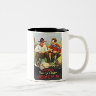 Henry Starr Debtor to the Law 1919 movie poster Mugs