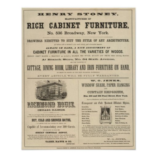 Henry Stoney Poster