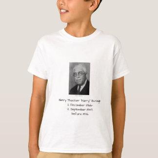 """Henry Thacker """"Harry"""" Burleigh T-Shirt"""
