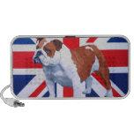 Henry the British Bulldog Mini Speaker
