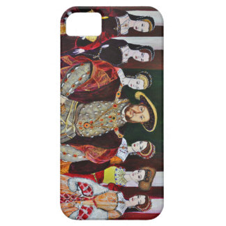 Henry The Eighth and His Six Wives iPhone SE/5/5s Case