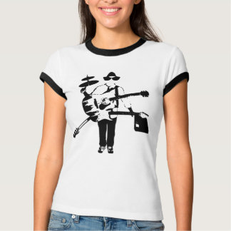 Henry + The Invisibles Girls Ring Tee