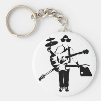 Henry + The Invisibles Keychain