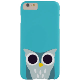Henry the Owl Barely There iPhone 6 Plus Case