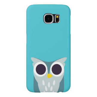 Henry the Owl Samsung Galaxy S6 Cases
