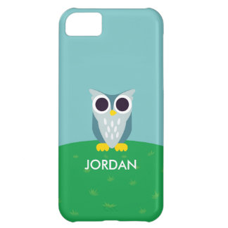Henry the Owl Cover For iPhone 5C