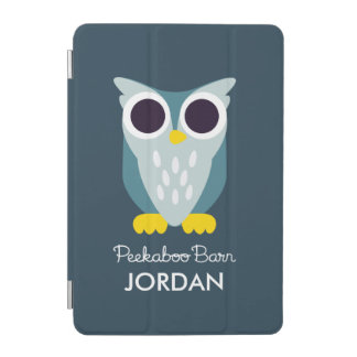 Henry the Owl iPad Mini Cover