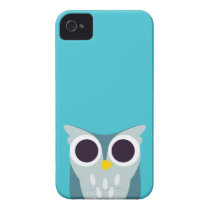 Henry the Owl iPhone 4 Case