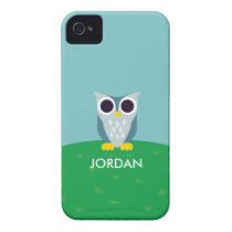 Henry the Owl iPhone 4 Case-Mate Case