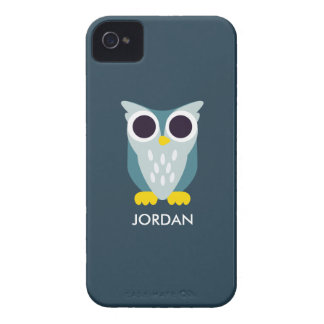 Henry the Owl iPhone 4 Cover