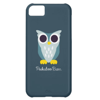 Henry the Owl iPhone 5C Cover