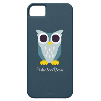 Henry the Owl iPhone SE/5/5s Case