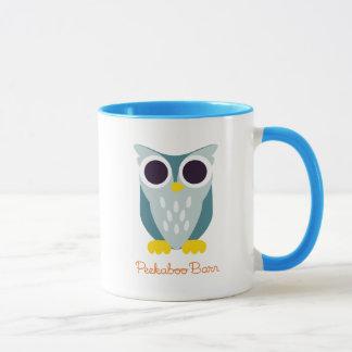 Henry the Owl Mug