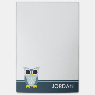 Henry the Owl Post-it Notes
