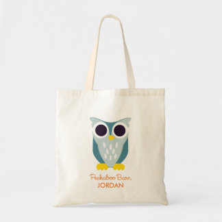 Henry the Owl Tote Bag