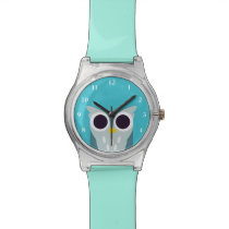 Henry the Owl Wrist Watch