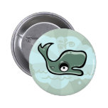 Henry the Whale Illustration Buttons