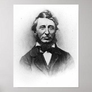 Henry Thoreau Posters