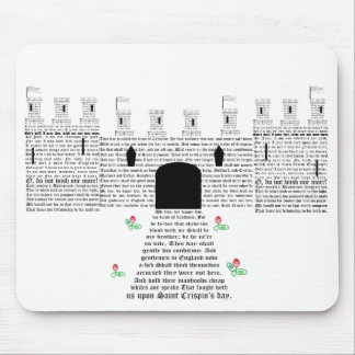 Henry V Mousepad