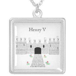 Henry V Necklace