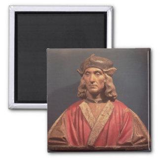 Henry VII, 1509-11 Imán Cuadrado
