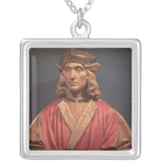 Henry VII, 1509-11 Silver Plated Necklace
