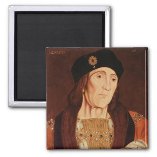 Henry VII, c.1505 2 Inch Square Magnet