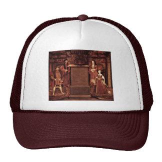Henry Vii, Elizabeth Of York, Henry Viii And Jane Mesh Hat