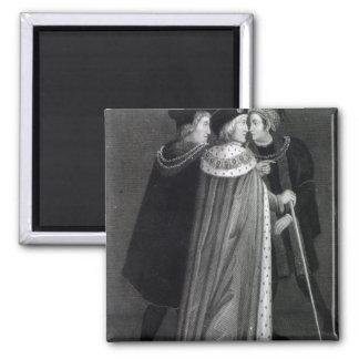 Henry VII Imán Cuadrado