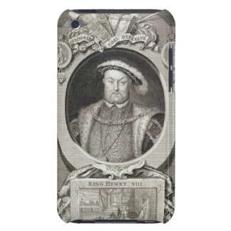 Henry VIII (1491-1547), after a painting in the Ro Barely There iPod Cover