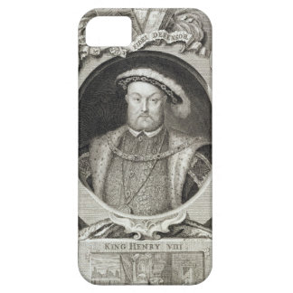 Henry VIII (1491-1547), after a painting in the Ro iPhone 5 Covers