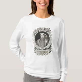 Henry VIII (1491-1547), after a painting in the Ro T-Shirt