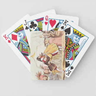 Henry VIII (1491-1547) and Francis I of France (14 Bicycle Playing Cards