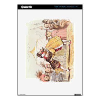 Henry VIII (1491-1547) and Francis I of France (14 iPad 3 Decal