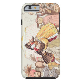 Henry VIII (1491-1547) and Francis I of France (14 Tough iPhone 6 Case