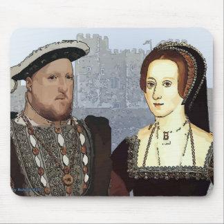 Henry VIII and Ann Boleyn Mouse Pad