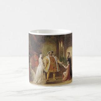 Henry VIII and Anne Boleyn Coffee Mug