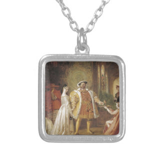 Henry VIII and Anne Boleyn Necklace