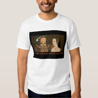 Henry VIII and Anne Boleyn T-Shirt