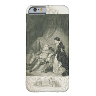 Henry VIII and Catherine Parr, in the play Henry V Barely There iPhone 6 Case