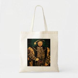 Henry VIII Budget Tote Bag