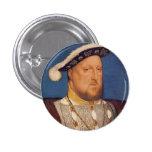 Henry VIII Button